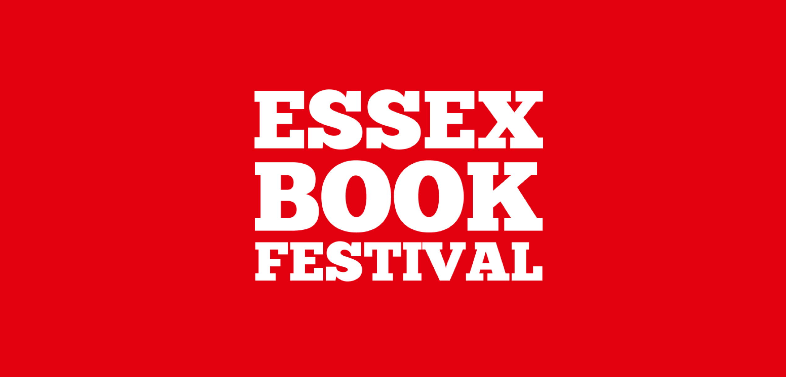 Essex Book Festival logo